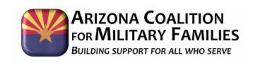 Arizona Coalition for Military Families