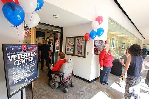 EMCC Veterans Center