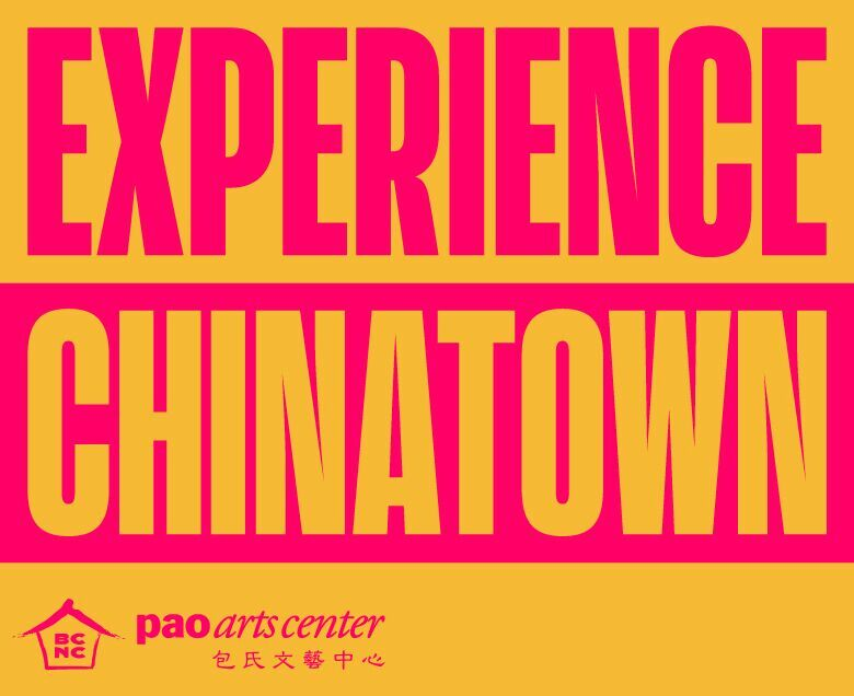 Save the Date: Experience Chinatown, September 2020