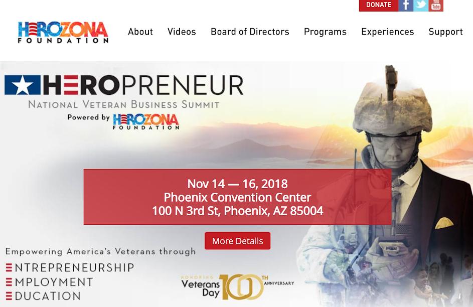 Heropreneur Event