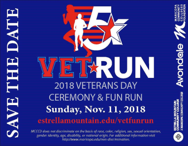Vet Fun Run