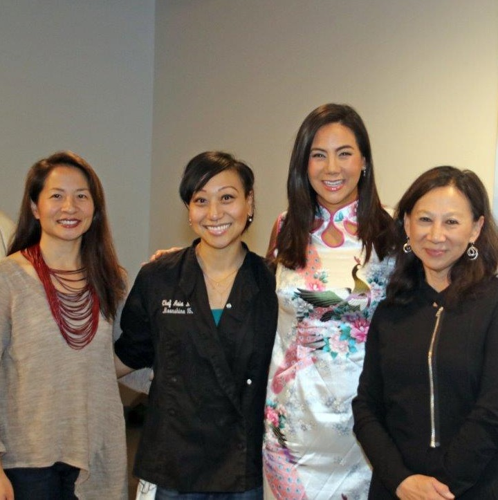 Lenora Lee, Asia Mei, Joy Lim Nakrin, and Yu-Wen Wu
