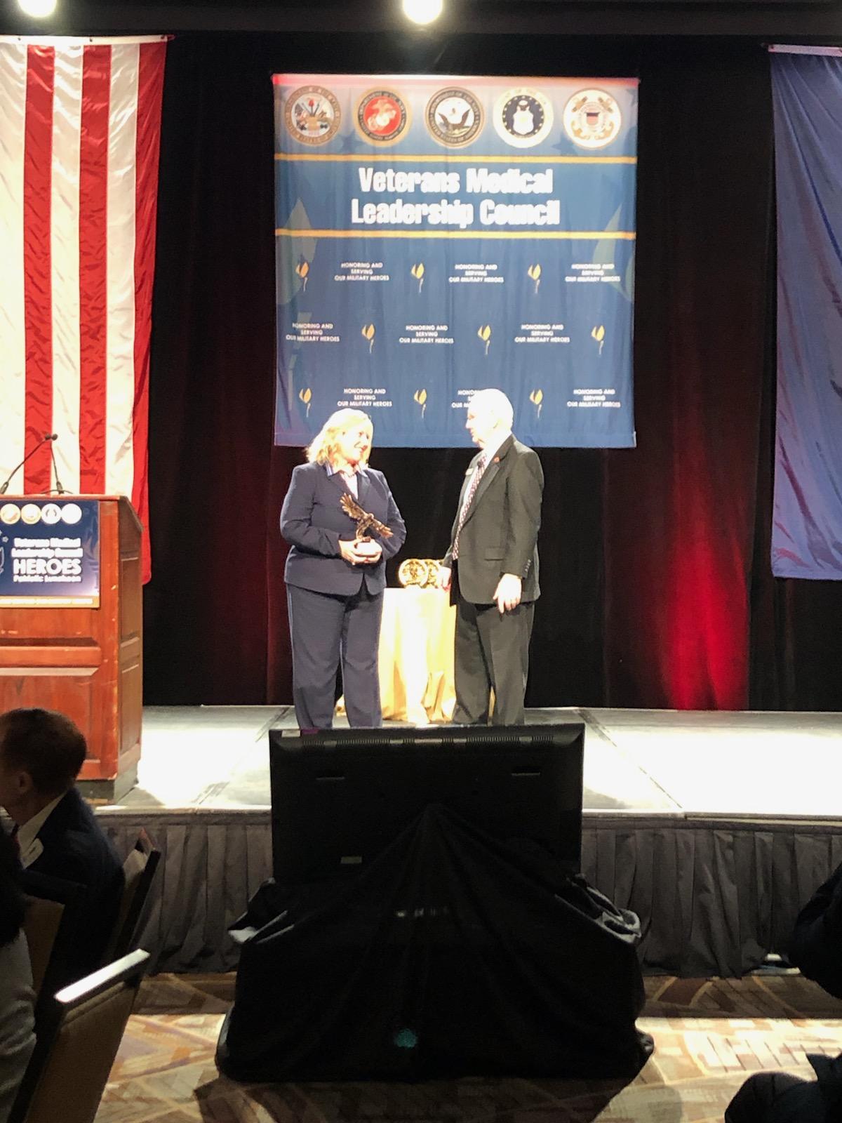 Communtiy Heroes Award