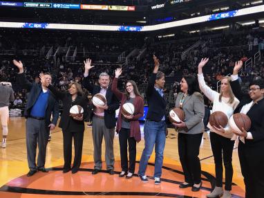 Phoenix Suns Honor